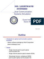 EE233 System Simulation