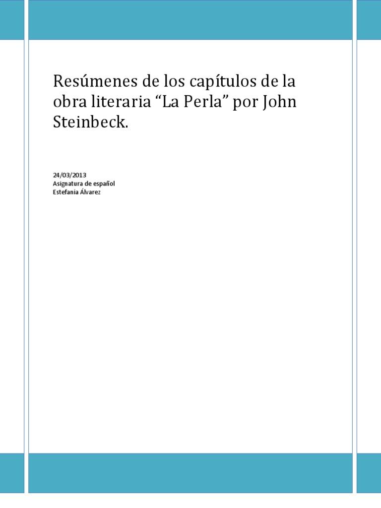 Libro Guinness de récord mundial Revolucionario Tomar conciencia  Resúmenes de los capítulos de la obra literaria la perla | Perla