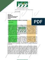 Diputados - Personero - CASD VILLAVICENCIO 2006