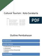 Cultural Tourism - Surakarta