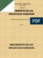 Movimiento de Las Moleculas Gaseosas Sesion 3