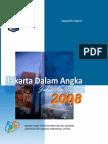 Jakarta Dalam Angka 2008