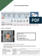 CÁLCULO DE ILUMINAÇÃO DIRIGIDA PDF