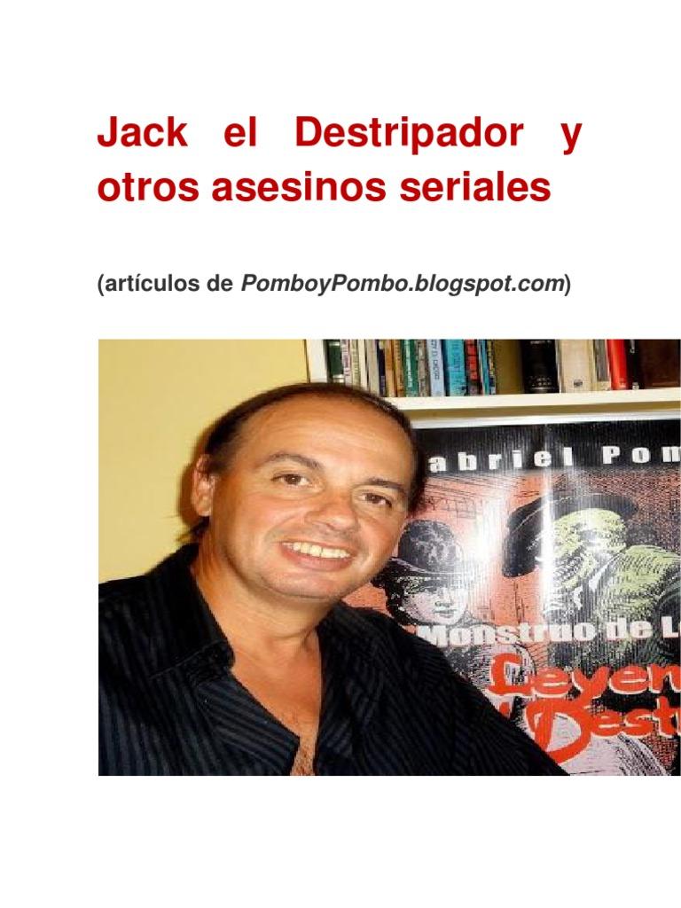 Jack el Destripador y otros asesinos seriales