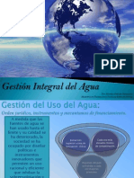 Gestión Integral del Agua