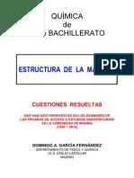 1 1 Estructura de La Materia Cuestionesnes Resueltas de Acceso a La Universidad