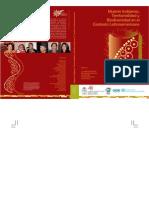 Mujeres Indigenas y Territorialidad-2007