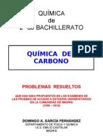 8 1 Quimica Del Carbono Problemas Resueltos de Acceso a La Universidad