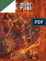 Werewolf the Forsaken - The Pure
