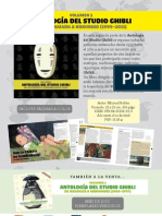 Antologia Del Studio Ghibli Volumen 2