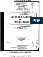 Air Force Preflight Schools History