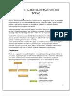Tranzactii la Bursa de Marfuri din Tokyo.doc