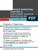 services Marketing Pre