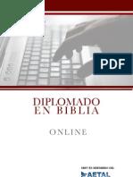 Boletin Infomativo Diplomado Vida Online