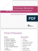 Advanced Pulmonary Mechanics
