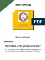 Geo Morphology