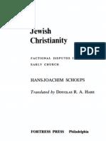 Hans-Joachim Schoeps - Jewish-Christianity