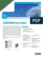 ZXDU58 W600 Data Sheet