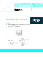 Introduction To Vlsi Circuits And Systems Solution Manual