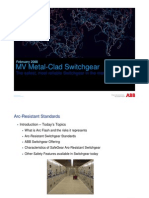 ABB MV Switchgear Overview 2009 (NXPowerLite)