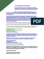 Guia de Configuración para BlackBerry Pearl 8220 Flip.docx