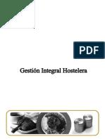 Gestion Integral Hostelera PDF