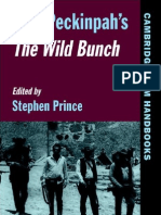 Stephen Prince - Sam Peckinpah s the Wild Bunch
