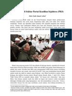 Fadh Ahmad - Mitos-Mitos Di Sekitar Partai Keadilan Sejahtera (PKS)