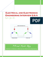 Electrical and Electronics Engineering Interview Questions and Answers