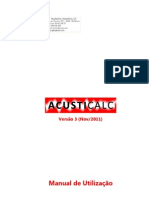 Acustico Manual