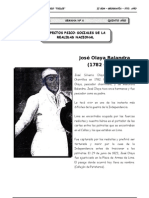 II BIM - 5to. Año - GEO - Guía 6 - Aspectos Psico-Sociales d