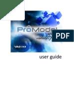 ProModel User Guide