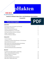 4flamingos pHakten 1. Quartal 2013