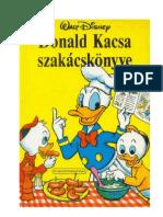 Donald Kacsa Szakacskonyve