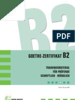 telc deutsch b2 modelltest
