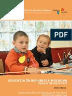 Educatia RM 2012