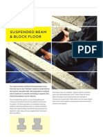 Supreme Beam and Block Floor