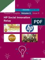 HP Social Innovation Relay