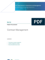 Contract Managment