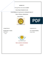 FDI Project Report