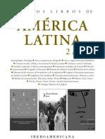 Nuevos Libros de América Latina / 2-2013