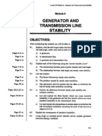 Generator stability