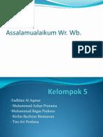 PowerPoint PKN Kelompok 5