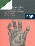 134144947 La Religion Gnostica Jonas Hans