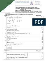 M Tehnologic Barem Model Simulare Aprilie f Bucuresti