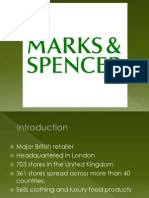 Marks and Spensers