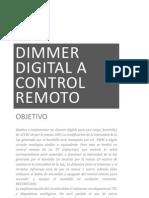 Dimmer digital a control remoto.docx