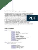 Filehost_constitutia Romaniei in Vigoare
