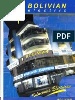 Catalogo Bolivian Electric