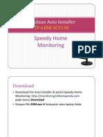 Panduan Auto Installer - TP-LINK SC3130